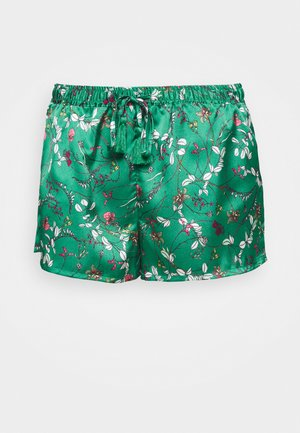 SAFRAN SHORT - Pyjama bottoms - vert