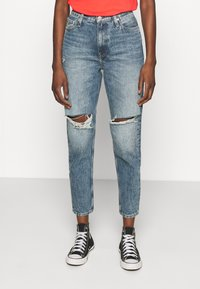 Calvin Klein Jeans - MOM - Relaxed fit jeans - denim medium - 0