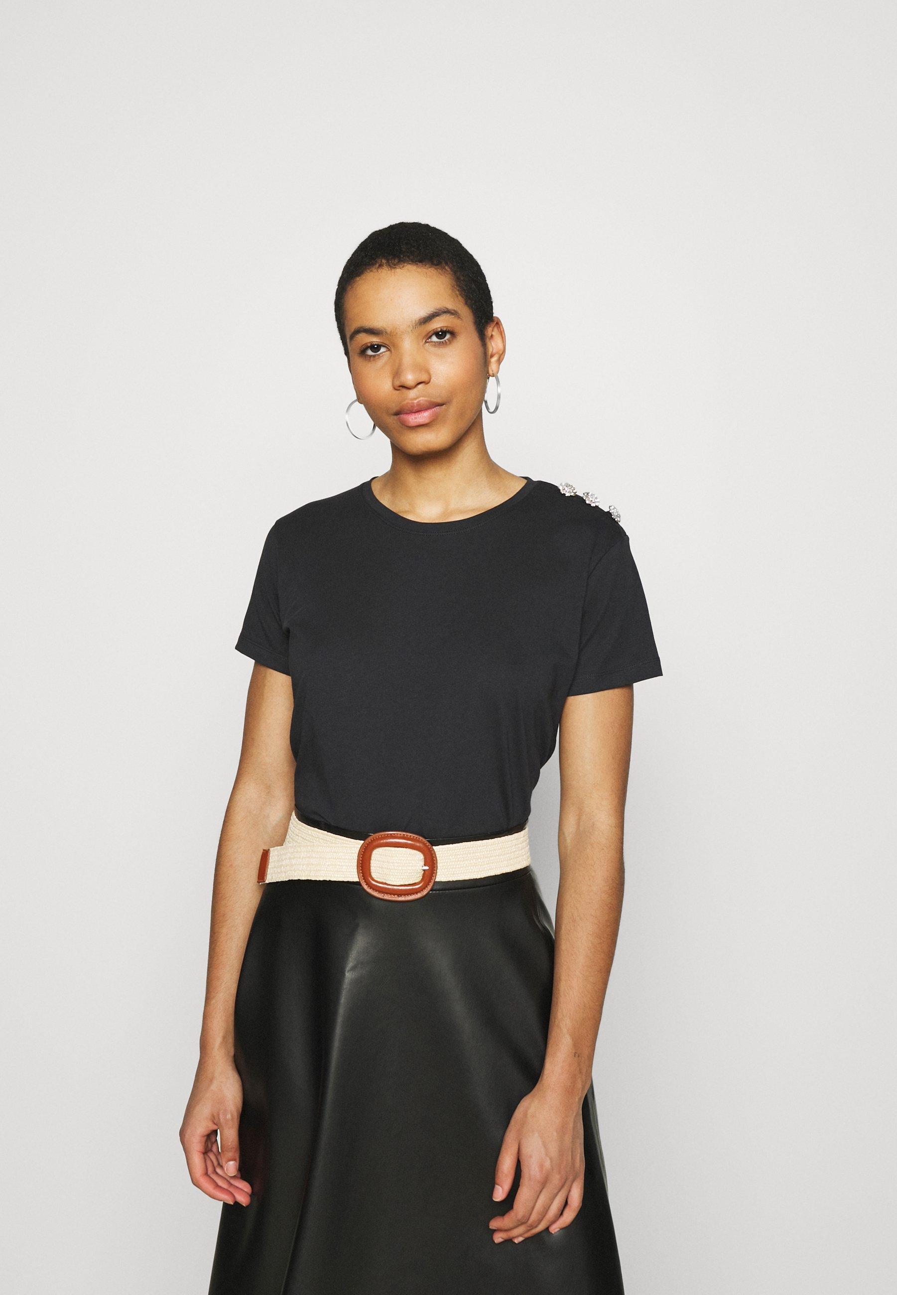 Women CRYSTAL - Basic T-shirt