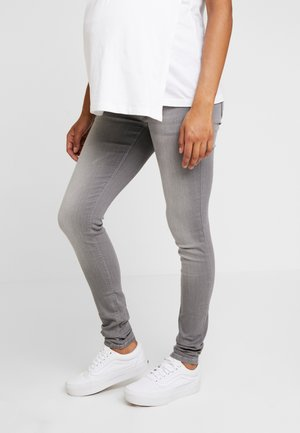 SOPHIA - Slim fit jeans - grey denim