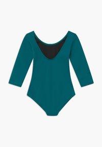 Capezio - BALLET LEOTARD - trikot na gymnastiku - teal - 1