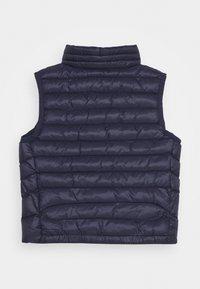 Polo Ralph Lauren - PACKABLE OUTERWEAR VEST - Waistcoat - newport navy - 1
