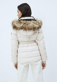 Pepe Jeans - ALMAH - Down jacket - buttermilk - 2