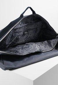 Kipling - DEVIN - Weekend bag - charcoal - 4