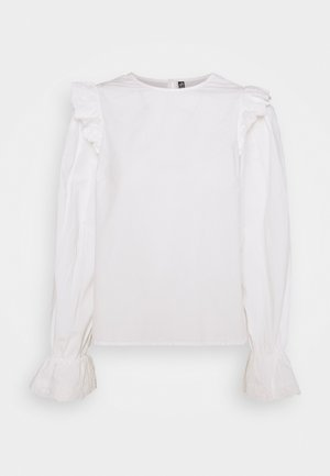 PCTALEEN  - Blouse - cloud dancer