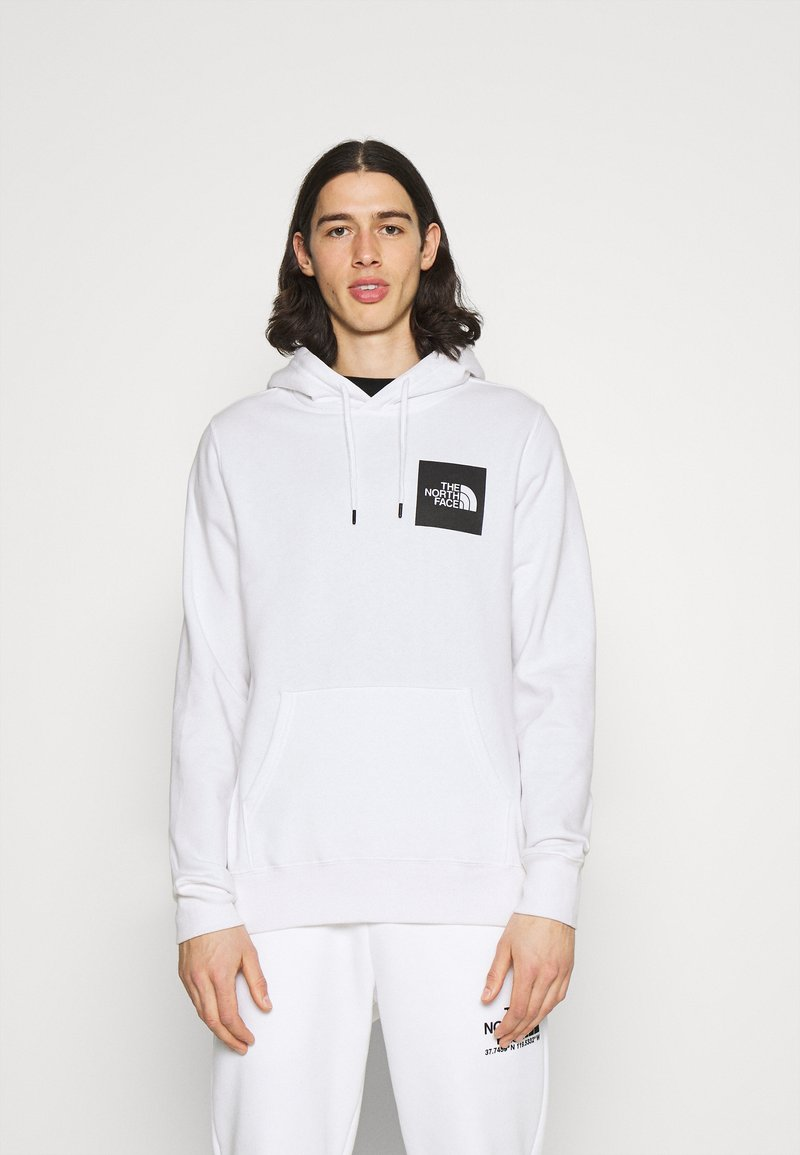 The North Face - FINE HOODIE - Huppari - white