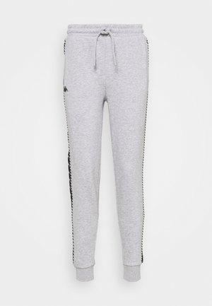 INAMA - Pantaloni sportivi - mottled grey
