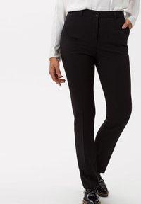 BRAX - STYLE SILVIA - Trousers - black - 0