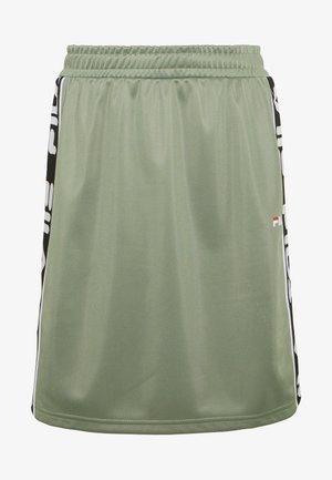 TARALA - A-snit nederdel/ A-formede nederdele - sea spray