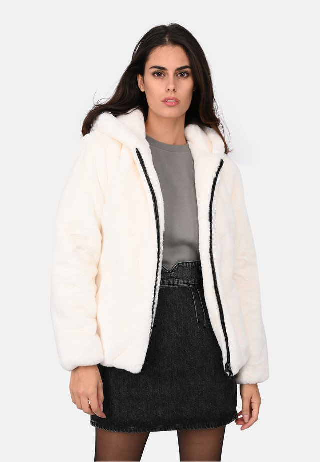 CONNECT - Winter jacket - ivory