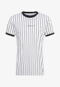 Nominal - SNOW - T-shirt print - white - 4