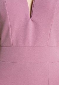 WAL G. - KADINE MIDI DRESS - Cocktail dress / Party dress - mauve pink - 5