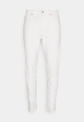 WEL - Slim fit jeans - off-white