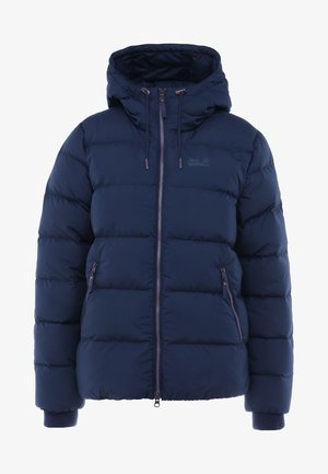 CRYSTAL PALACE JACKET - Dunjakker - midnight blue
