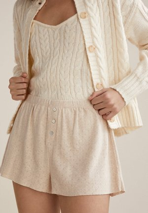 Spodnie od piżamy - beige