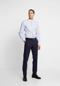 OLYMP - OLYMP NO.6 SUPER SLIM FIT  - Shirt - royal - 1