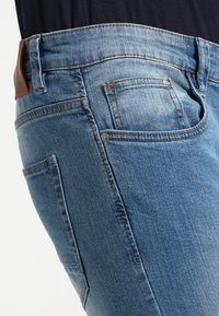 INDICODE JEANS - PITTSBURG - Slim fit jeans - blue wash - 5