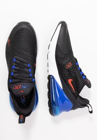Nike Sportswear - AIR MAX 270 ESS - Trainers - black/chile red/hyper royal/white - 1