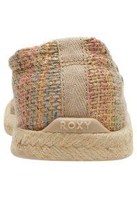 Roxy - CORDOBA - Espadrilles - multi - 2