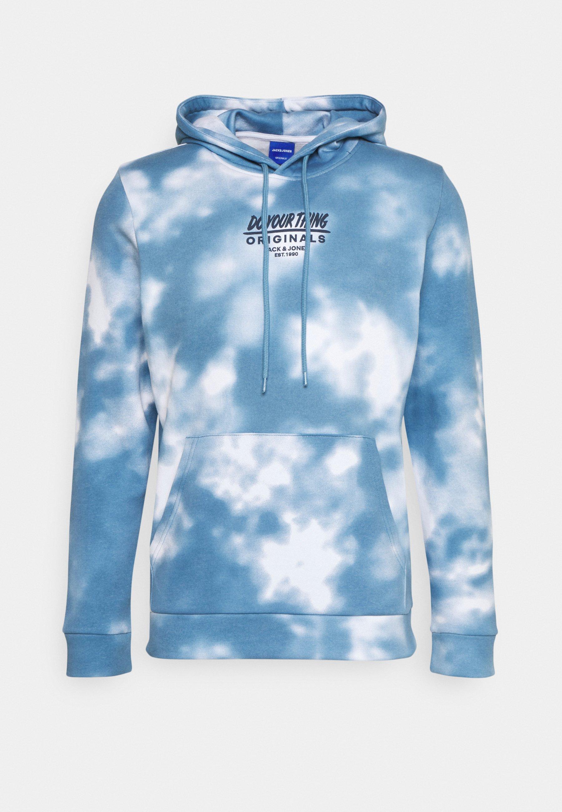 Men JORBLURRY HOOD - Sweatshirt