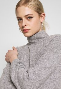 New Look - BRUSHED BOXY - Jersey de punto - light grey - 4