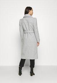 River Island - Classic coat - grey - 2