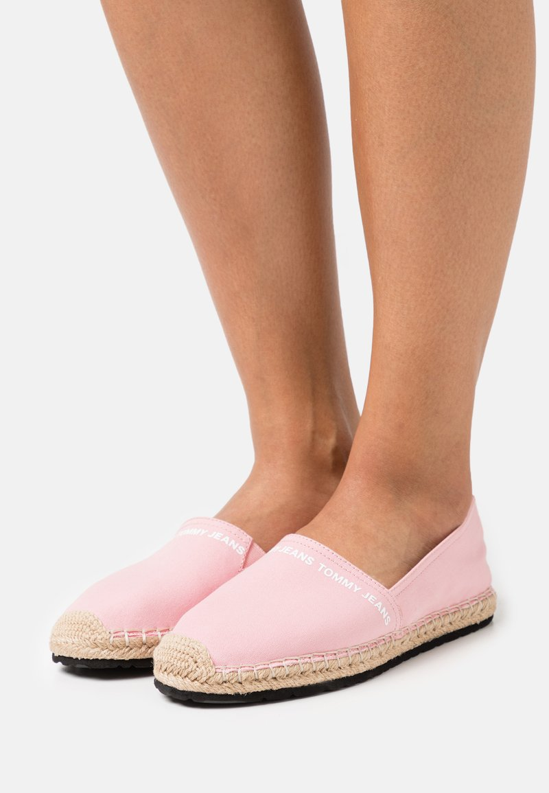 Tommy Jeans - ESSENTIAL  - Espadrilles - iced rose