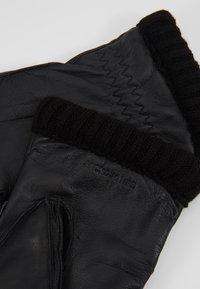 Jack & Jones - JACJACE GLOVES - Gloves - black - 3