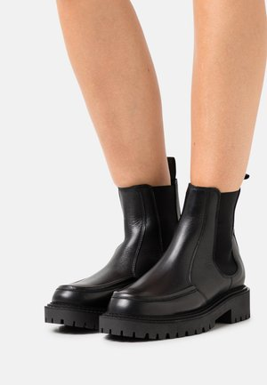 PHOBY  - Classic ankle boots - black
