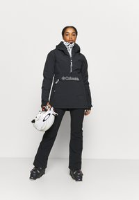 Columbia - DUST ON CRUST INSULATED JACKET - Skijakke - black