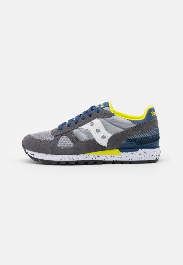 SHADOW ORIGINAL UNISEX - Sneakers basse - grey/blue/yellow