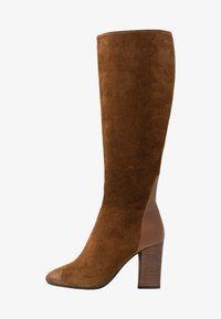 Bruno Premi - High heeled boots - rovere - 1