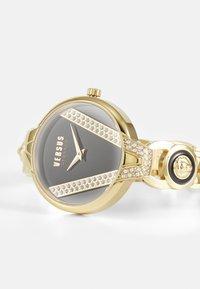 Versus Versace - GERMAINPETITE - Zegarek - gold-coloured/black - 3