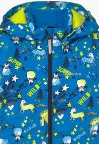 Icepeak - JAPEN UNISEX - Snowboard jacket - royal blue - 3