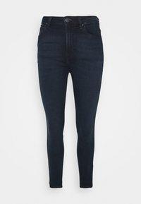 Lee - SCARLETT HIGH ZIP - Jeans Skinny Fit - dark lea - 5