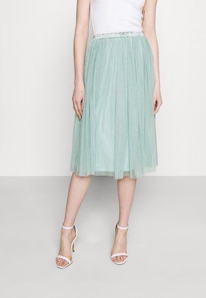 VAL SKIRT - A-Linien-Rock - mint