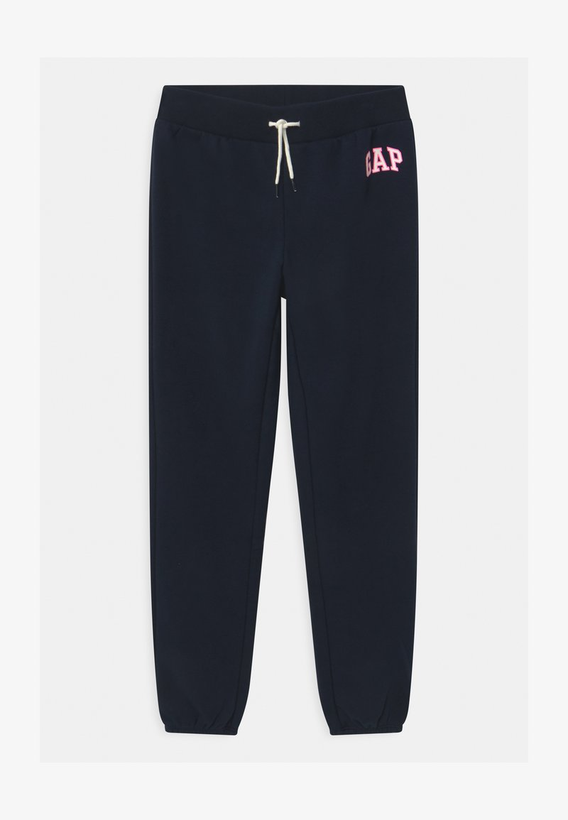 GAP - GIRL LOGO - Pantalon de survêtement - elysian blue