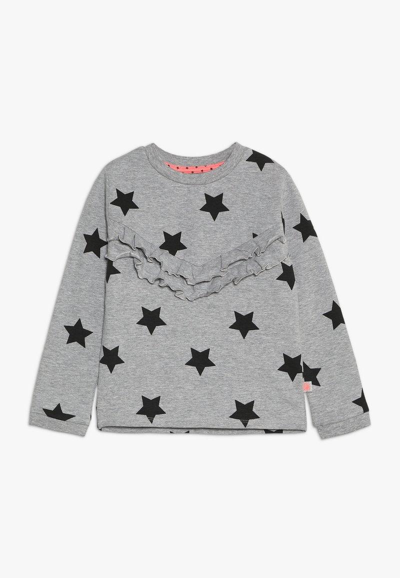 Lemon Beret - SMALL GIRLS - Sweater - grey melange as swatch