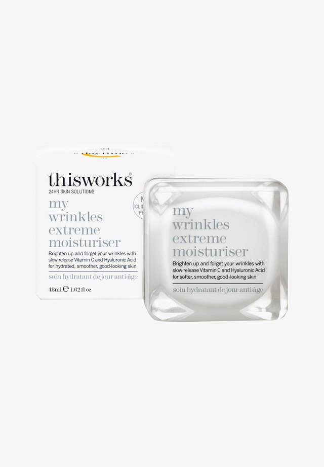 THIS WORKS MY WRINKLES EXTREME MOISTURISER - Anti-Aging - -