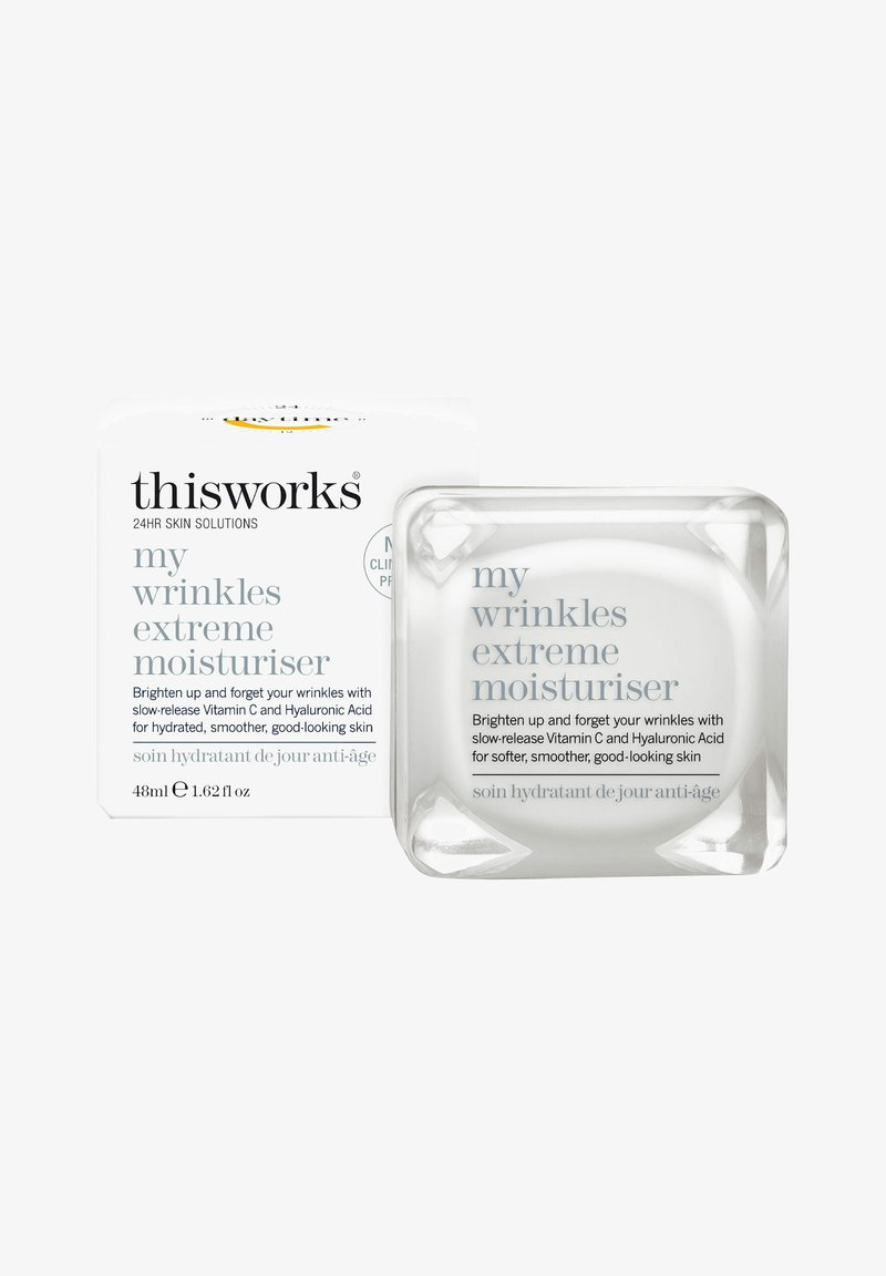 this works - THIS WORKS MY WRINKLES EXTREME MOISTURISER - Anti-Aging - -