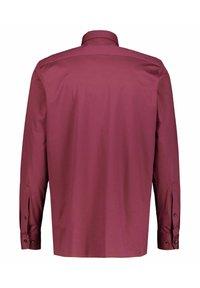 OLYMP - MODERN FIT - Shirt - bordeaux - 2