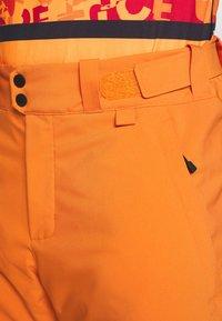 Peak Performance - PANT - Pantalón de nieve - orange altitude - 3
