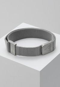 Guess - IDENTITY LOGO MAG UNISEX - Pulsera - silver-coloured - 0