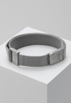 IDENTITY LOGO MAG UNISEX - Pulsera - silver-coloured