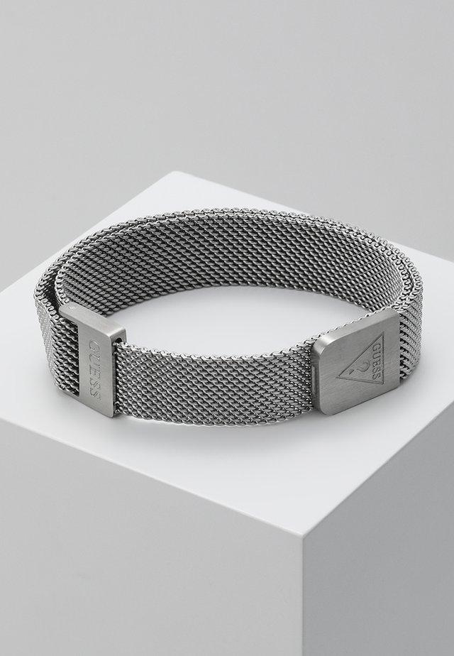IDENTITY LOGO MAG UNISEX - Bracelet - silver-coloured
