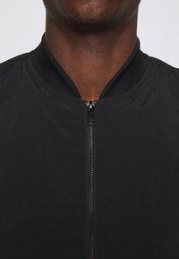 Cotton On - Bomber Jacket - textured black - 4