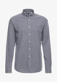 Tommy Hilfiger - CORE CHECK  - Shirt - peacoat/bright white - 4