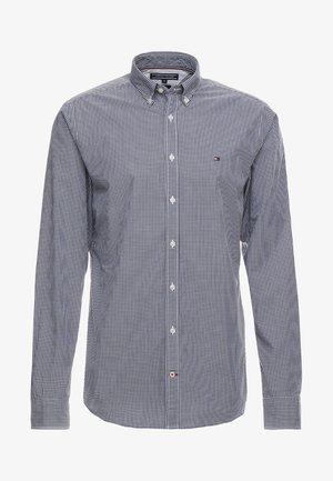 CORE CHECK  - Camicia - peacoat/bright white