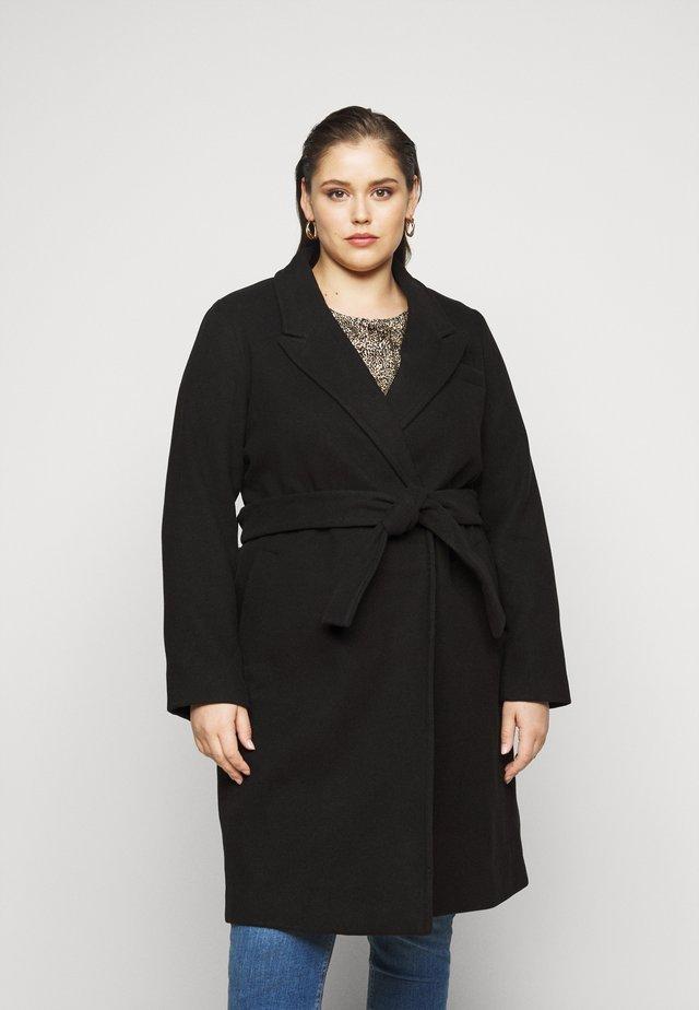 VMCALAHOPE JACKET - Płaszcz wełniany /Płaszcz klasyczny - black