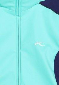 Kjus - GIRLS FORMULA JACKET - Ski jacket - myst sea/into blue - 5